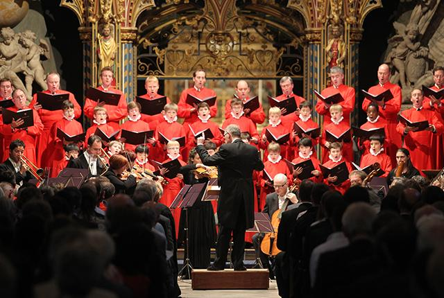 Upcoming Concert: Handel and Bach at Westminster Abbey